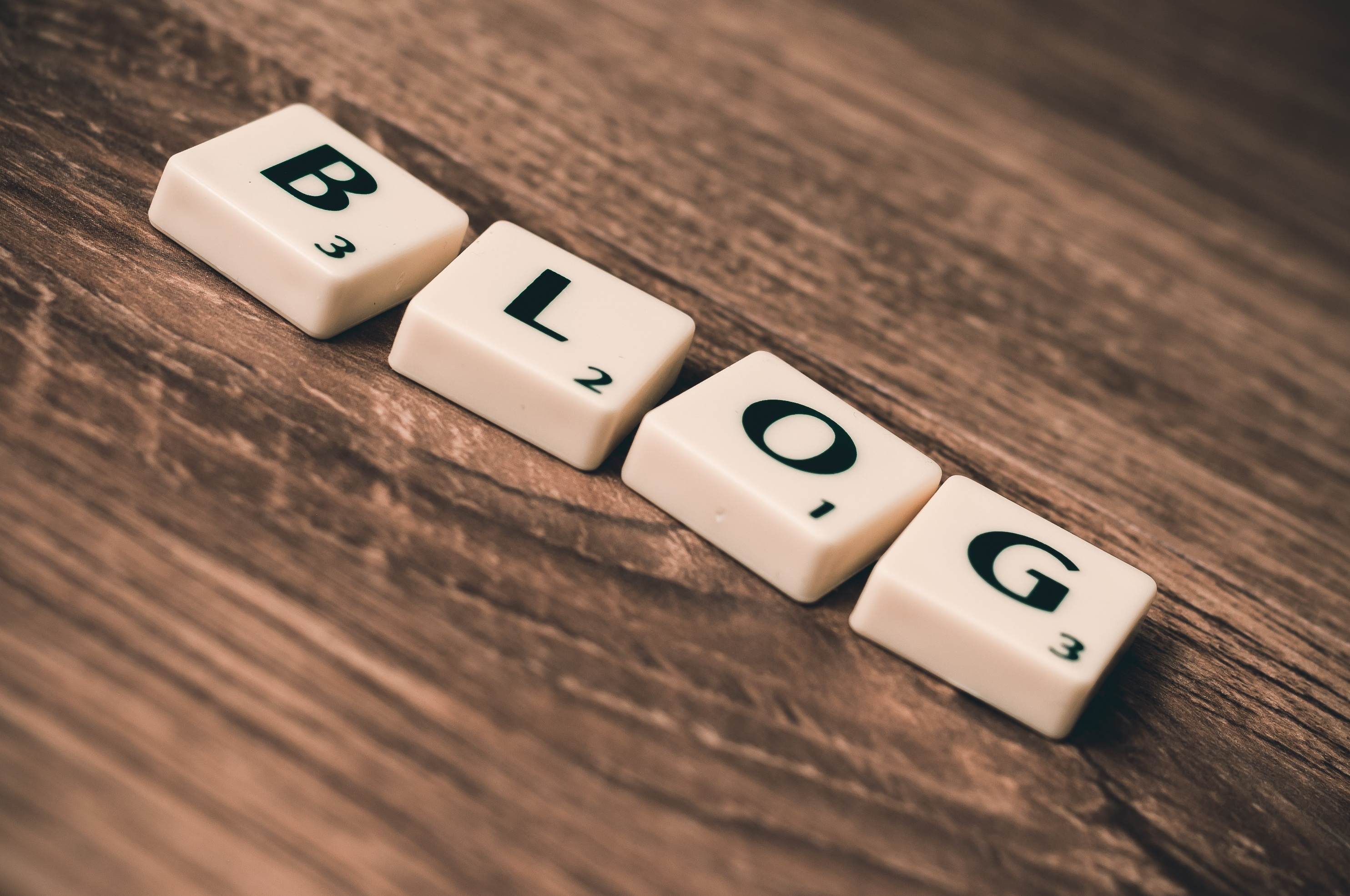 YEAH…Ik ga bloggen…